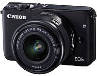 Canon EOS M10 kit (15-45mm) IS STM Black