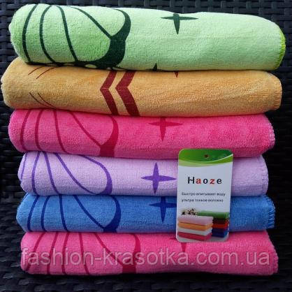 Модные яркие банные полотенца от производителя