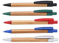 Эко ручка бамбуковая с логотипом