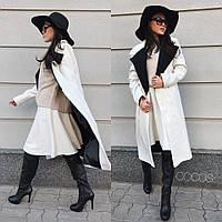 Пальто женское , Турецкий кашемир, с дорогим подкладом. Отличное качество 👍цвет только такой ипос№066-640