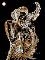 Схема для вышивания бисером Птица счастья СЛ-3065