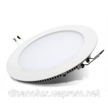 Светодиодній світильник LED Panel 9W 6500К (КОЛО)