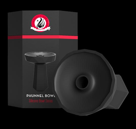 Чаша силиконовая Starbuzz Phunnel Bowl, черная