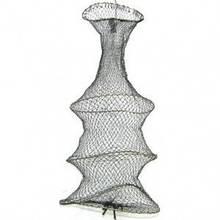 Садок рыболовный в чехле на 5 колец