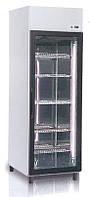 Холодильный шкаф EWA 500л 1(двери стекло), компрессор сверху)