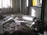 Алмазная резка проемов в квартирах
