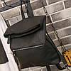 Молодежная сумка-рюкзак из экокожи, фото 2