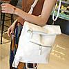 Молодежная сумка-рюкзак из экокожи, фото 5