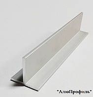 Тавровый профиль  ПАК-0007 20х20х1.5 / AS