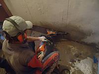 Алмазная резка ручными резчиками (стен и перекрытий)