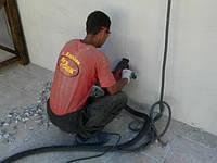 Резка штроб с пылеудалением оборудование Hilti