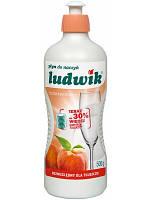Средство для митья посуды Ludwik персик / 500 г