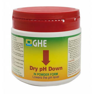 GHE pH Down Dry 500g