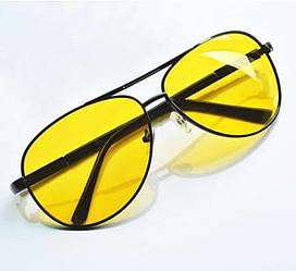 Водительские очки Aviator поляризационные линзы