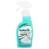 Спрей молочко для чистки ванной комнаты Ludwik / 750 мл / 6 уп /