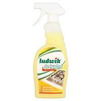 Спрей молочко для чистки кухни Ludwik / 750 мл / 6 уп /