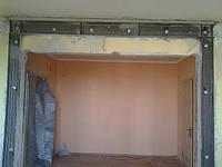 Алмазная резка проемов в панельных домах серии КТ в 16 этажках