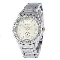 Наручные часы Rolex Diamond B3 All Silver