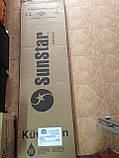Душевая кабина SunStar SS-503В, 1000х1000х1900 мм, стекло прозрачное, распашная дверь, фото 10