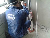 Услуги алмазного сверления отверстий в бетоне Харьков