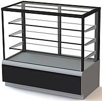 Витрина кондитерская Carboma Cube ВХСв-0,9д Техно (Карбома Куб)