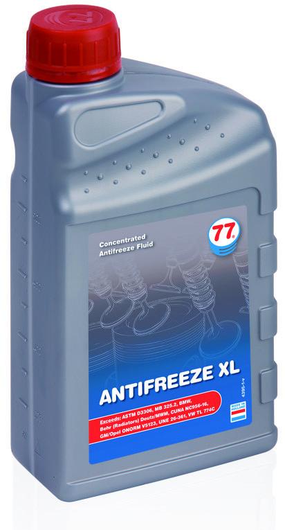 ANTIFREEZE XL концентрат (кан. 1 л)