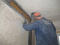 Перепланировка квартир в панельных домах: резка проемов с усилением, сан кабины, перегородки, выходы на балкон