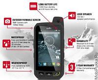 Защищенные смартфоны Blackview
