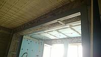 Увеличение выхода на балкон в панельных домах способом алмазной резки с усилением металлом