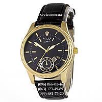 Наручные часы Rolex Geneve Cellini Gold-Black