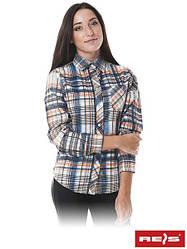 Рубашка женска рабочая REIS KFL GBEP