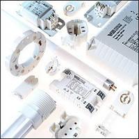 Электромагнитные дросселя, ламподержатели, патронодержатели Vossloh Schwabe