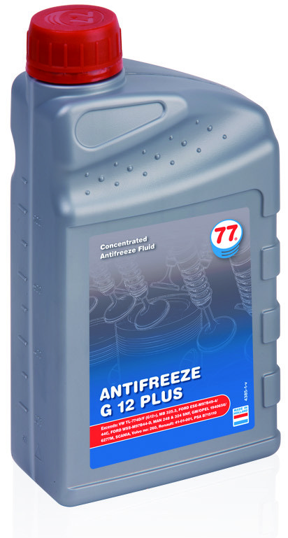 ANTIFREEZE G 12 PLUS концентрат (кан. 1 л)