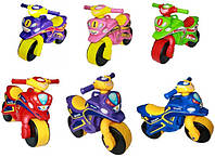 Мотоцикл толокар.с музыкальным рулем