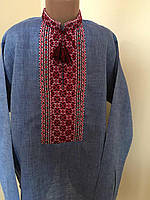 Сорочка вишита для хлопчика 11-12 років, фото 1