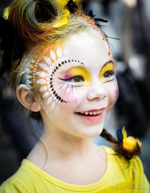 Аквагрим: все, что нужно знать про детский фейс-арт