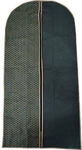 Чехол для одежды 60*120 см Gold Green, Design Line (Украина)