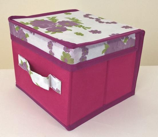 Короб для хранения вещей Bordo 20*20*15 см, Design Line (Украина)