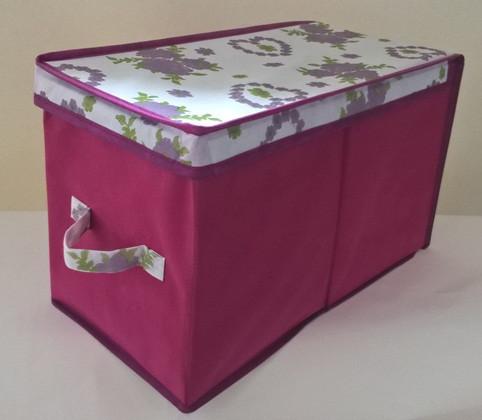 Короб для хранения вещей Bordo 25*50*30 см, Design Line (Украина)