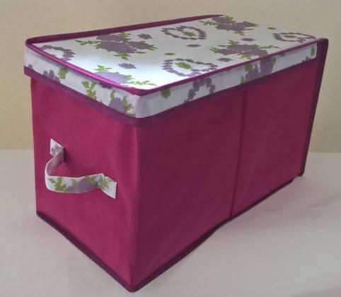 Короб для хранения вещей Bordo 25*50*30 см, Design Line (Украина), фото 2