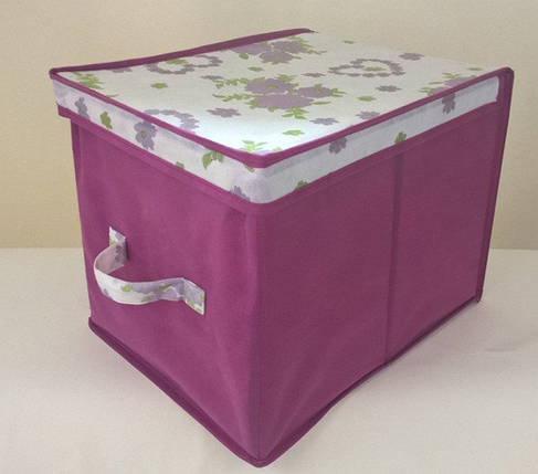 Короб для хранения вещей Bordo 30*40*30 см, Design Line (Украина), фото 2