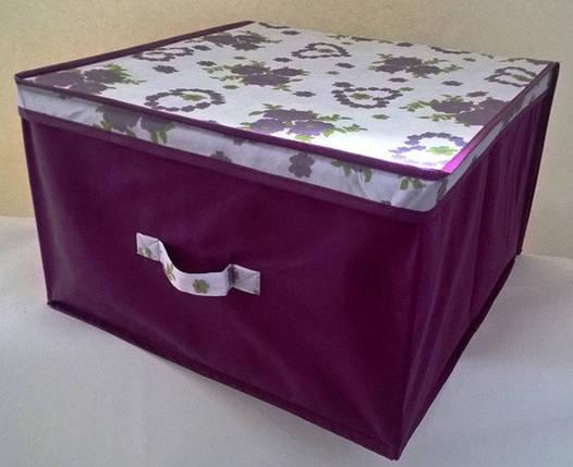 Короб для хранения вещей Bordo 50*50*30 см, Design Line (Украина), фото 2