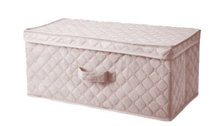 Коробка для хранения вещей 58*30*25 см бежевая, Design Line (Украина), фото 2