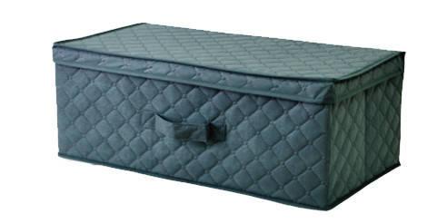 Коробка для хранения вещей 58*30*25 см зеленая, Design Line (Украина), фото 2