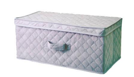 Коробка для хранения вещей 58*30*25 см серая, Design Line (Украина), фото 2