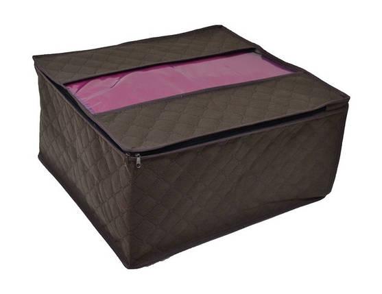 Чехол для хранения вещей Chocolate 43*47*25 см, Design Line (Украина), фото 2