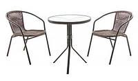 Комплект стол и 2 стула RITA
