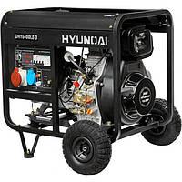 Генератор дизельный Hyundai DHY-6000LE-3