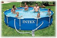 Каркасный бассейн Интекс 28212 (56996)