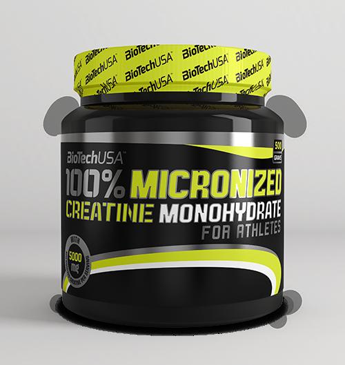 BioTech 100% Creatine Monohydrate 1 kg